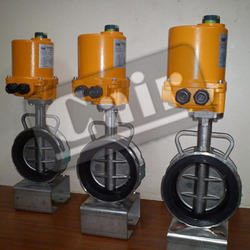 Slurry Butterfly Valves Actuators