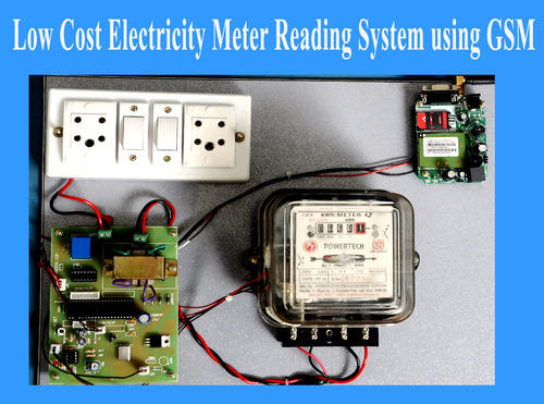 Low Cost Electricity Meter Reading System using GSM - Brainz Store ...