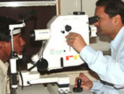 Eye Angiography Service