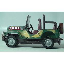 Commando Toys Jeep