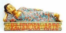 Sleeping Buddha Statues