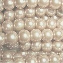 Golden Colour Pearls Beads