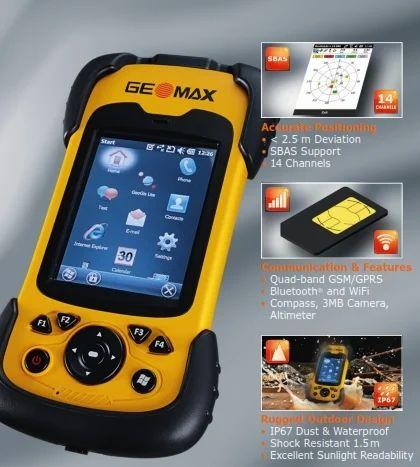 Geomax Gis Handheld