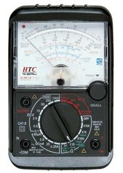 Analog Multimeters