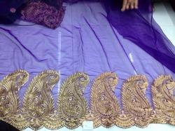 Designer Saree Borders