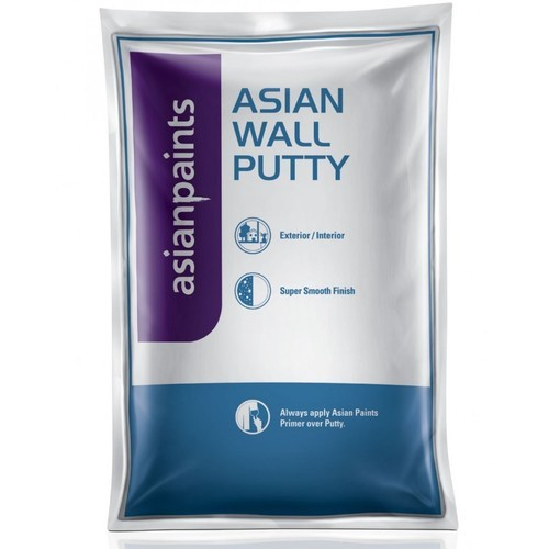 White Wall Coating Asian Paints Wall Putty