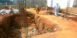 Construction Of B.Wall/Store, Roads & Allied Works