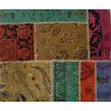 Patchwork Hand Woven Carpets
