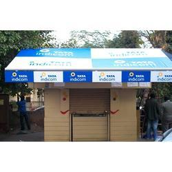 Retractable Printed Awnings