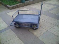 Turn Table Cart Trolley