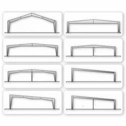 Primary Steel Frame System