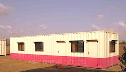 Containerized Portable Office