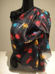 Wool Silk Scarves