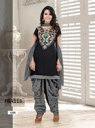Fabboom New Latest Traditional Designer Dresses Blue Fab Boom