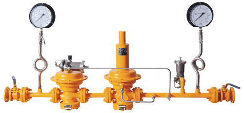 Pressure Reducing Station for Gas - Darling Muesco India Private