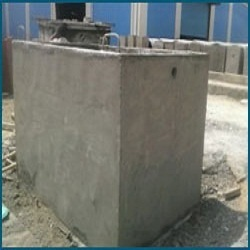 Precast Septic Tanks & Sumps, Chemical Reactors And Process