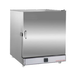 Grey Stainless Steel Hot Air Oven, For Industrial