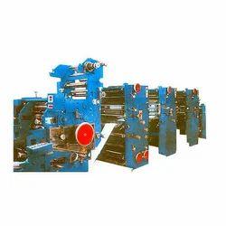 Rotary Form Printing Press