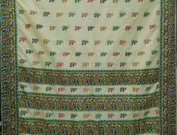 Assam Silk Saree (Traditional Motifs)