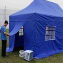 空调的帐篷