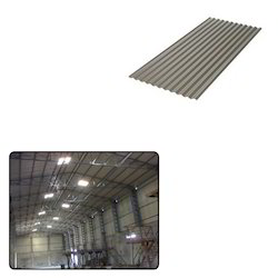 Roofing Sheet for Factories