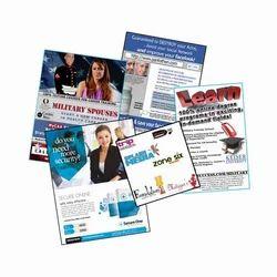 Print Media Advertising Service