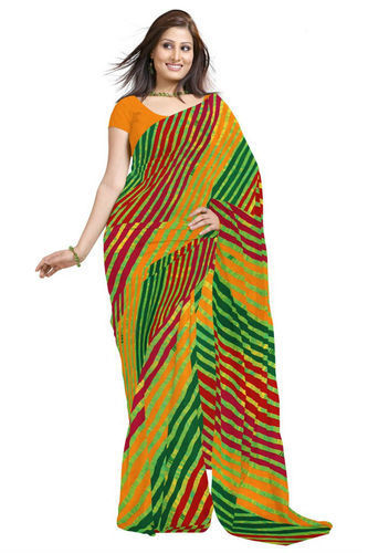 42f33d0da Rajasthani Lehariya Saree
