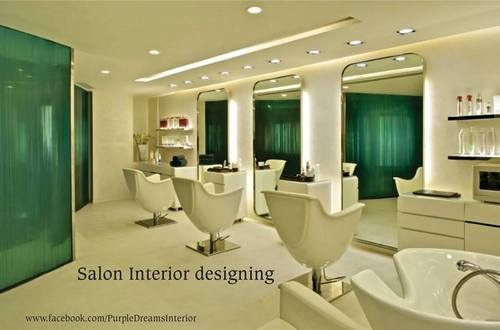 Modern Salon Interior Design In An Affordable Cost