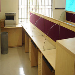Bank Furniture, Office Furniture | Amberpet, Hyderabad | Interiors ...