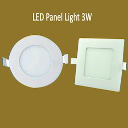 LED Panel Light 3W