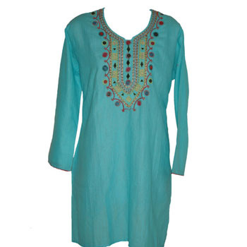 Designer Embroidery Kurtis, Ladies Embroidery Kurtis | Sitapura