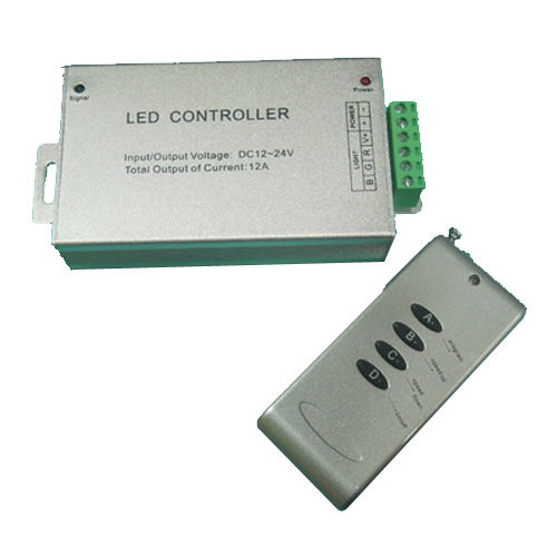 Led Controller - 12 V 6 Amp IR Controller For RGB Strip
