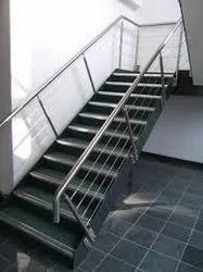 Mild Steel Staircase Work