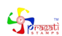 Pragati Stamps ( Group Of Pragati Impression )