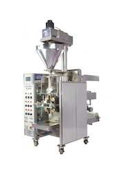 Automatic Powder Packing Auger Filler Machine, Weights: 750-800 kg