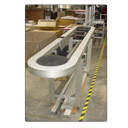 360 Degree Slat Chain Conveyor