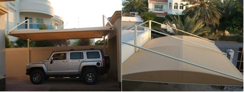 Single Parking Tent & Single Parking Tent - View Specifications u0026 Details of Car Parking ...