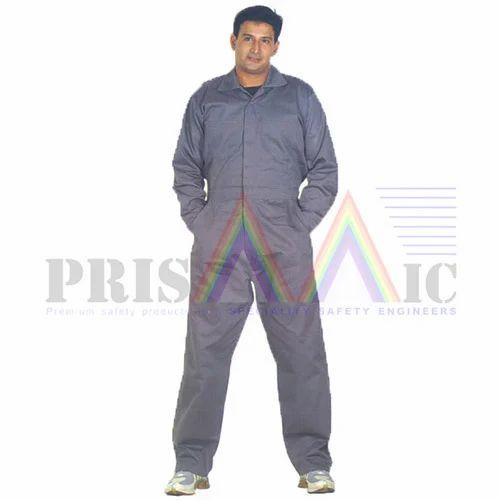 Men Unisex Reflective Safety Green Boiler Suit Work Coverall Overalls Zip Pocket Shrink-Proof Men's Clothing