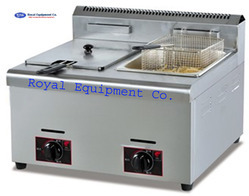 Table Top Fryer - Double
