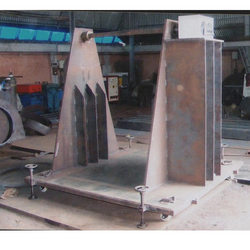 Fabricated Machine Structure