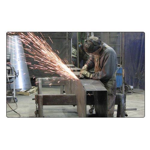 Steel Fabrication Services: Structural Steel Fabrication At Rs 30/kgs