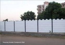 Folding Concrete Wall Compound