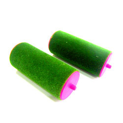 Flocked Clearer Roller for ring frame & Comber