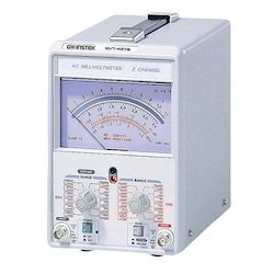 AC Milli Voltmeter