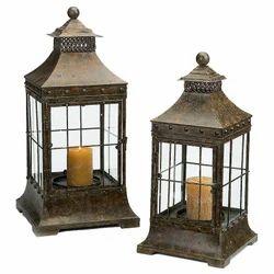 Rustic Lanterns
