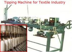 Textile Industry Tipping Machine