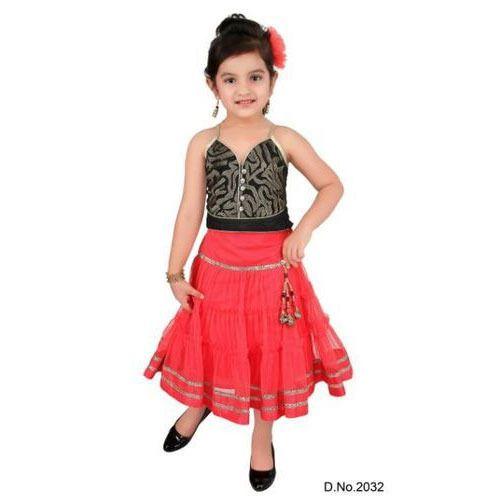 kids middy top kids lehenga manufacturer from mumbai - Images Kids