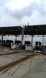 Industrial Roof Sheeting Work Services