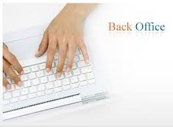 Back Office Processing