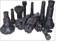 Three Blades PDC Drag Drill Bit for Water Well Drilling